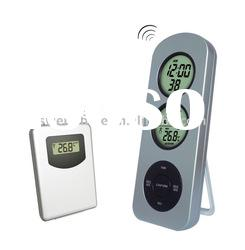 wireless digital indoor and outdoor thermometer