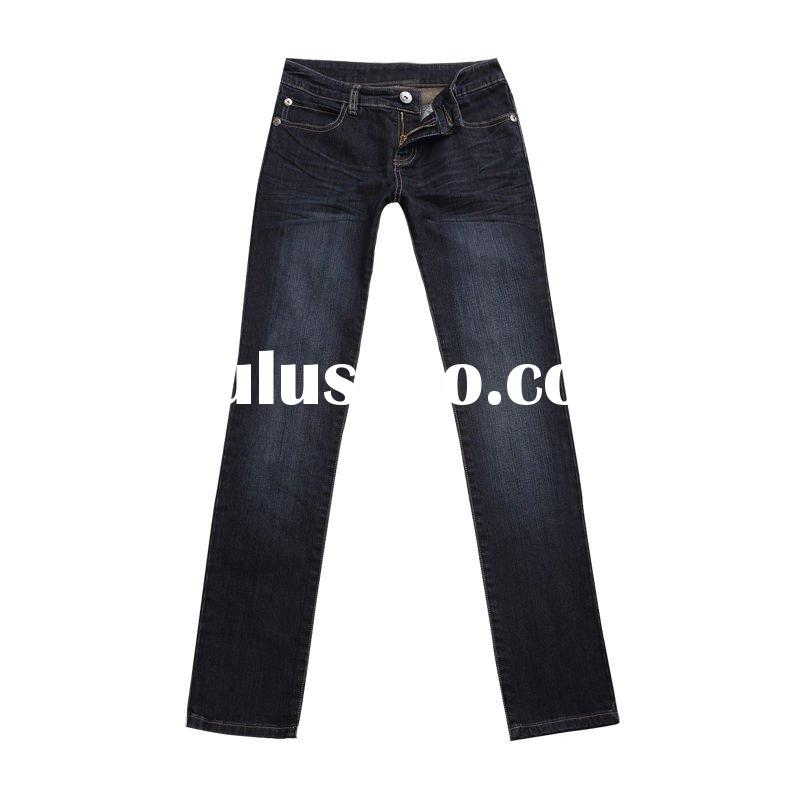 100%cotton wholesale miss me jeans