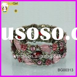 2011 Fashion crystal bangles wholesale