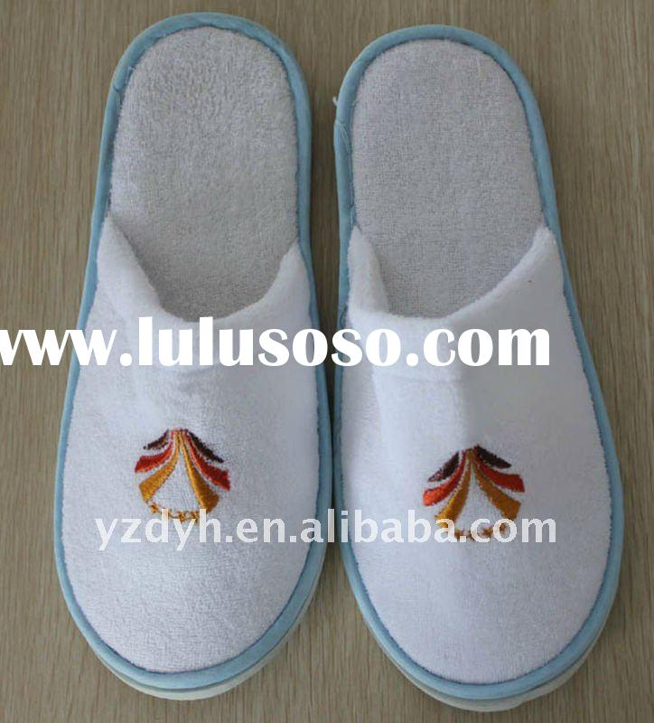 2011 disposable towel hotel spa slippers