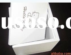 2011 hot sales modern custom baby shower favor gift boxes