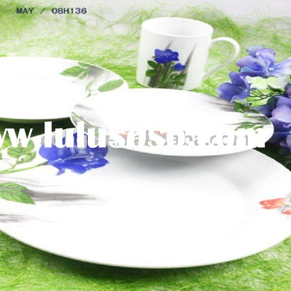 2011 hotsale whole sale tableware porcelain dinenr sets bowl mug cup coffee and tea sets