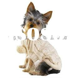 2012 Designer knitting patterns for dog sweaters
