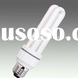 2U ESL/lantern/ CFL/tubular-type cfl/double-turn energy-efficient light bulbs