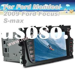 7inch car dvd double din ford focus radio with gps navigation system canbus TV bluetooth