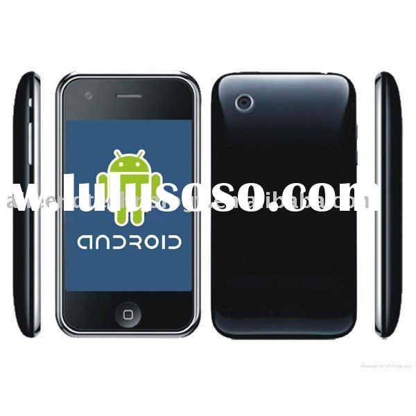 A3 WCDMA 3G android phone with wifi+gps