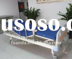 ABS Manual Double Crank Hospital Bed F-B12A