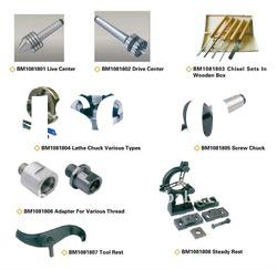 Accessories of Lathe Machine, Parts and Accessories for Lathe BM10818