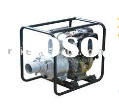 Air-cooled; 4-stroke; OHV Diesel engine water pump