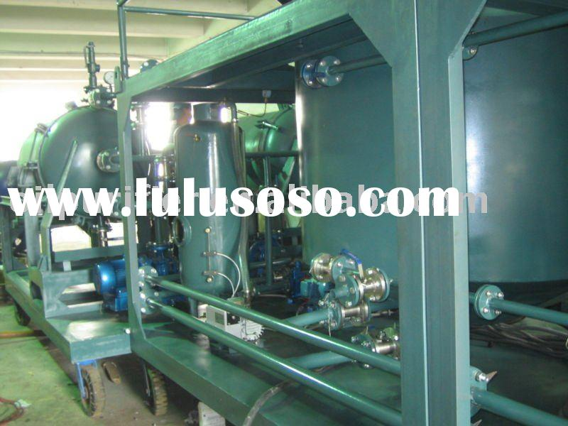 Black Engine Oil Treatment, Oil Purification, Oil Filtration System