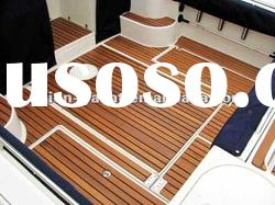 Burma Teak Wood Decking Planks boat decking material