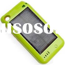 Case with solar charger for iPhone 3G/3GS