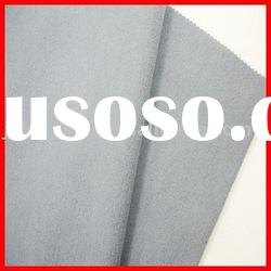 Cotton/Viscose/Wool+Milk Fiber Interlock Knitting Fabric