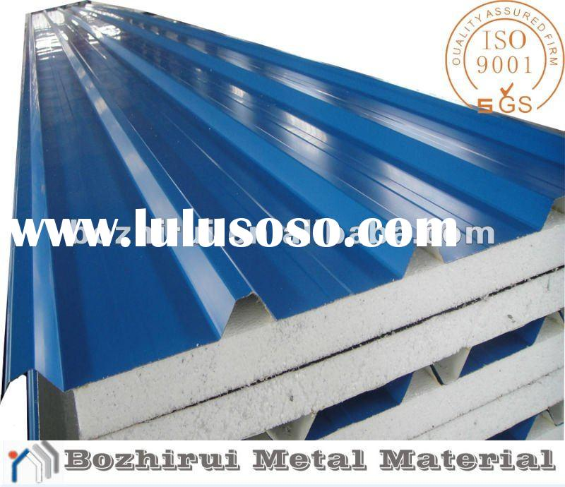EPS Sandwich Panel Roof sheet