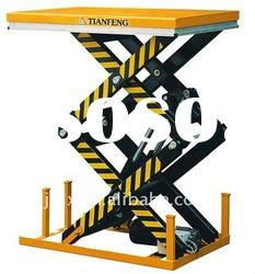 Electric Car Lift / Lifting Platform / Scissor Lift