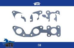 Engine parts:Car engine exhaust manifold gasket:asbestos NISSAN VG33