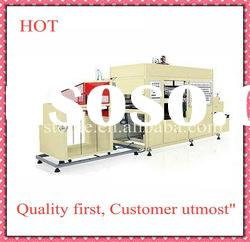 Full automatic plastic vacuum forming machine
