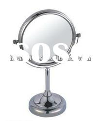 HSY-918 Double side magnifying makeup table top vanity mirror
