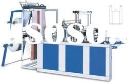High Speed Bag Making Machine with step motor