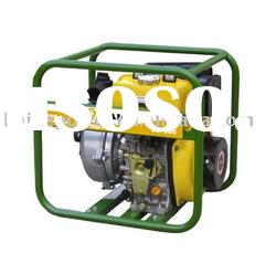"High pressure diesel water pump 2"" 55 meter head"