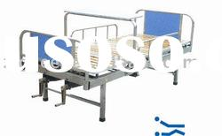 Hot! hospital double-crank bed