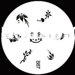 Image Plate for stamping nail art (MD-B88)