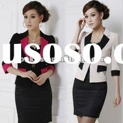 Ladies office uniform OEM design