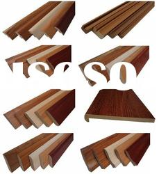MDF Laminate Flooring accessories/wooden moulding