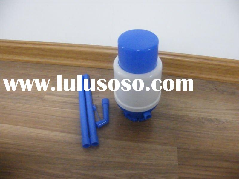 Manual pump for bottled water drinking water hand pump