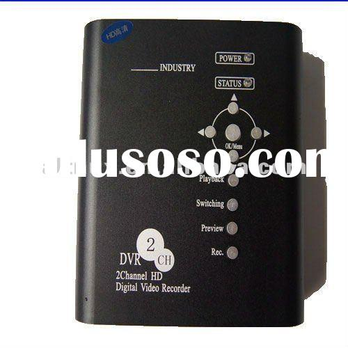 Mini DVR Digital Video Recorder DVS + Motion Detect H46