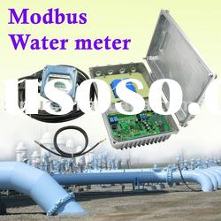 Modbus Water meter data collector system with data software