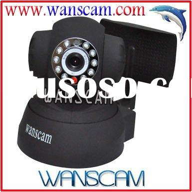 New IR CUT No Colour Cast Wireless Two Way Audio Pan/Tilt Day & Night Security WIFI IP Camera