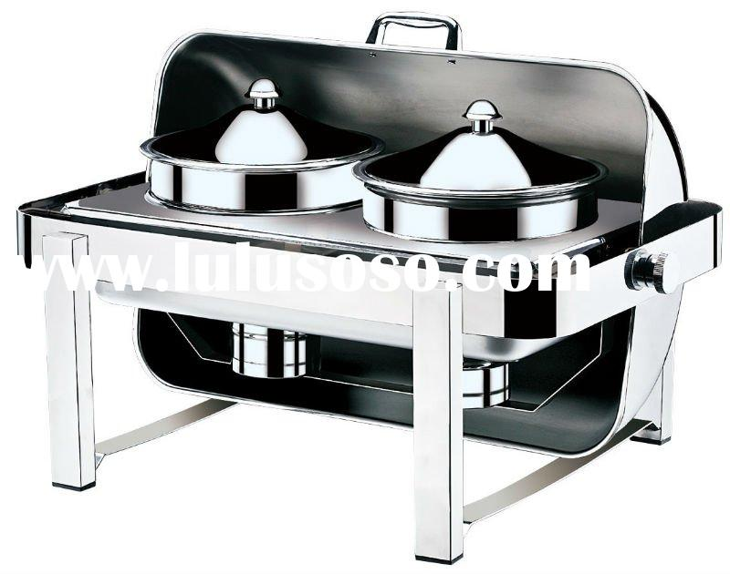 Oblong stainless steel chafing dish(SF-1302)