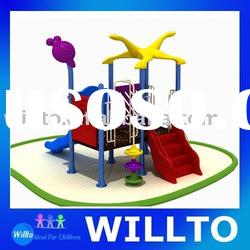 Outdoor Play Ground For Kids CE Approved WT10-019