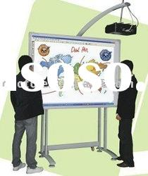 Projector screen, dual pen interactive whiteboard, smartscreen, smartboard,PH-1500-101D