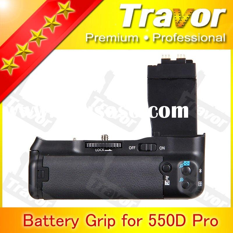 Replacement Battery Grip For CANON 550D/600D/Rebel T2i/T3i
