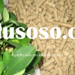 Rice Straw Pellet-Biofuel for Industrial Heating