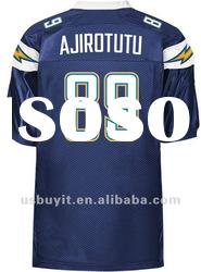 San Diego Chargers football jerseys #89 Seyi Ajirotutu Navy Blue Authentic jersey free shipping