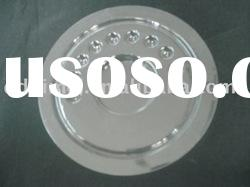Seed Tray disposable clear PVC package blister round container