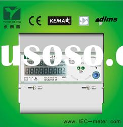 Three Phase DIN Rail RS485 Energy Meter