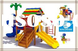 Used playground equipment for sale EAST-5702