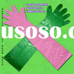 Veterinary glove, Long Veterinary Glove, Disposable Veterinary Gloves