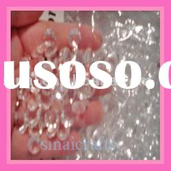 Wedding Table Scatter - Clear Acrylic Crystal Diamond Confetti