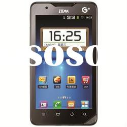 ZTE U960 Skype Video Call Multi-Language Android 2.3 4.3inch Dual SIM 3G WIFI GPS Smart Phone