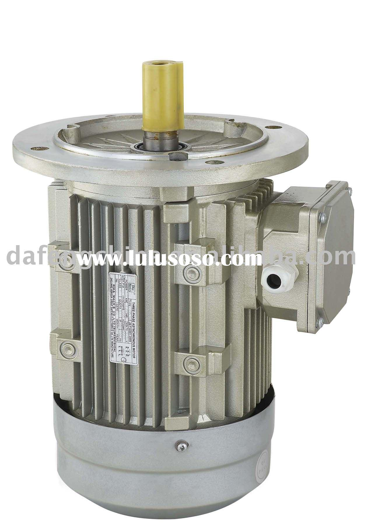 (Y2-132S-8)Y2 Series 8-pole three phase asynchronous motor