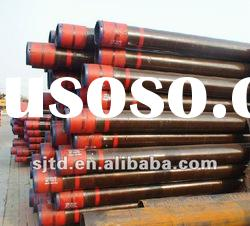 alloy oil drill pipe API5D be popular of Brazil oil field