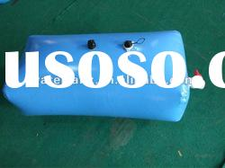 folding and durable collapsible plastic water container