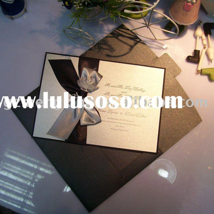 greeting card/wedding invitation cards/wedding cards/invitation cards -- EA030