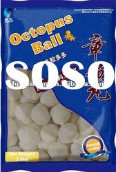 high grade seafood packaging bags for frozen fish balls packaging