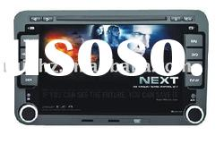 in dash car dvd player for VW TIGUAN